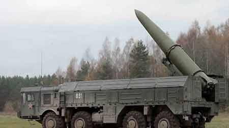 Hệ thống Iskander-M của Nga. (Nguồn: