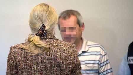 Nữ điệp viên Nga Heidrun Anschlag cùng người chồng Andreas