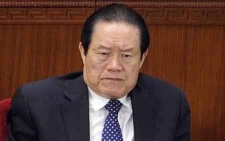 Cựu Uỷ viên thường vụ Bộ Chính trị Trung ương Đảng Cộng sản Trung Quốc Chu Vĩnh Khang (ảnh: AFP)