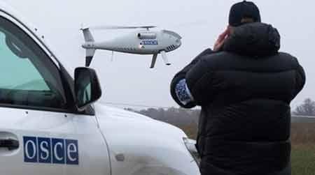 OSCE khẳng định không có quân Nga ở miền Đông Ukraine