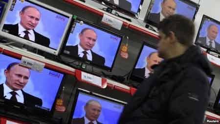Ngày 23/2, Tổng thống Nga khẳng định sẽ không thể có chiến tranh với Ukraina
