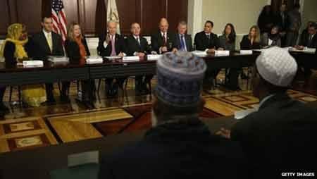 Hội nghị thượng đỉnh về chống khủng bố