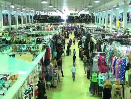 Chợ Ostuzheva 47 ở thành phố Voronezh