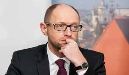 Thủ tướng Ukraine Yatsenyuk đã cắt khí đốt của Donbass