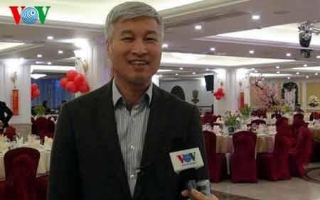 Ông Bùi Văn Hòa nói về ý tưởng mở nhà hàng