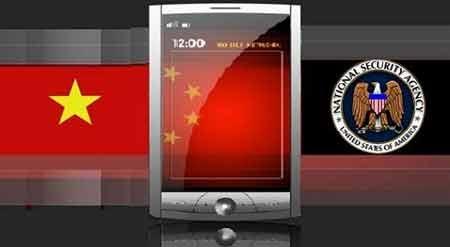 Mỹ-Trung đã nhiều lần cáo buộc lẫn nhau ăn cắp thông tin và công nghệ