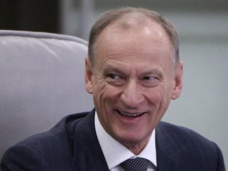 Thư ký Hội đồng An ninh Nga, Nikolai Patrushev
