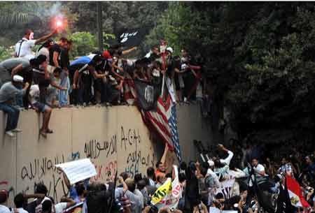 Ai Cập phạt tù gần 170 người âm mưu tấn công Sứ quán Mỹ năm 2012
