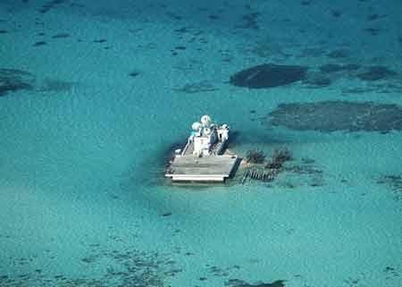 Biển Đông 2015: Đảo nhân tạo sẽ làm dậy sóng?