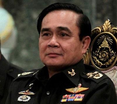 Thủ tướng Thái Lan Prayuth Chan-ocha