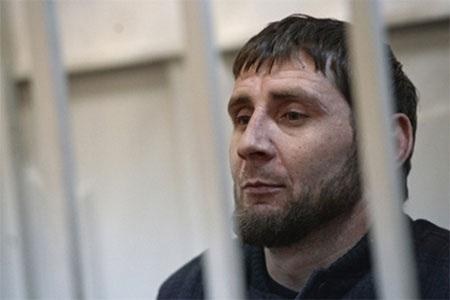 Nghi phạm Zaur Dadaev