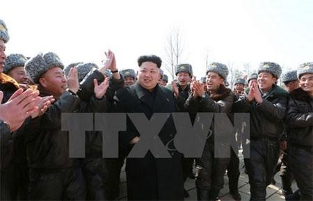 Ông Kim Jong Un: Không quân phải đi đầu trong bảo vệ đất nước