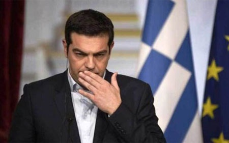 Thủ tướng Alexis Tsipras của Hy Lạp.
