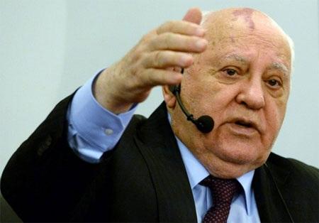 Cựu tổng thống Liên Xô Mikhail Gorbachev 2 lần bị đồn qua đời trong tuần này