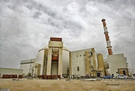 Nhà máy điện hạt nhân Bushehr của Iran