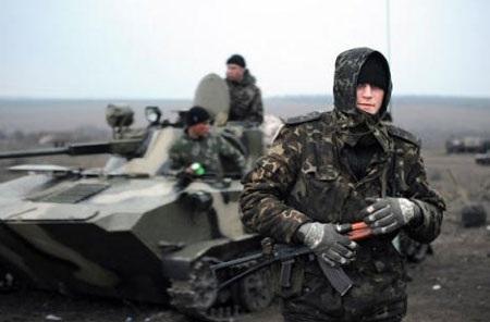 Chiến sự vẫn căng thẳng ở miền Đông Ukraine
