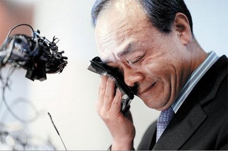 Cố Chủ tịch Keangnam Sung Wan-jong. (Nguồn: NEWSIS)