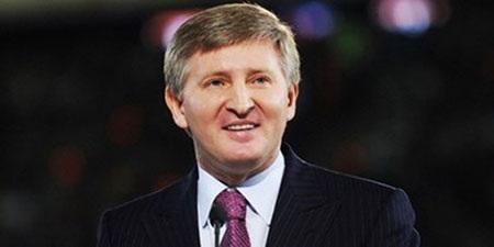 Rinat Akhmetov - tỉ phú giàu nhất Ukraine