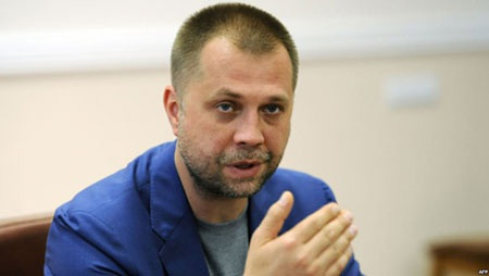 Cựu thủ lĩnh DPR Alexander Borodai. (Ảnh: