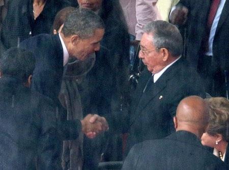 Động thái tăng hy vọng về cái bắt tay hòa giải Mỹ - Cuba