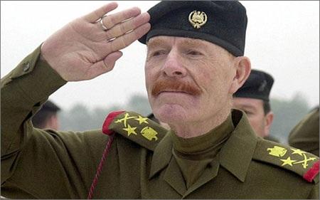Tướng al-Douri, Phó của cựu Tổng thống Saddam Hussein (ảnh: