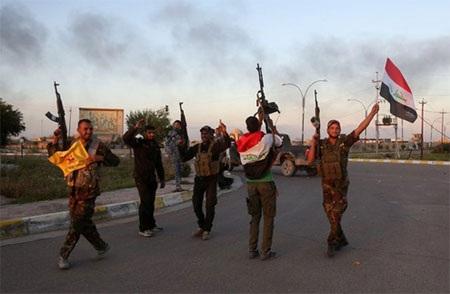 Iraq giành lại quyền kiểm soát Tikrit (Nguồn: AP)