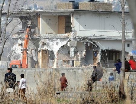 Vén màn bí ẩn trong cuộc sống 5 năm ẩn náu ở Pakistan của Bin Laden