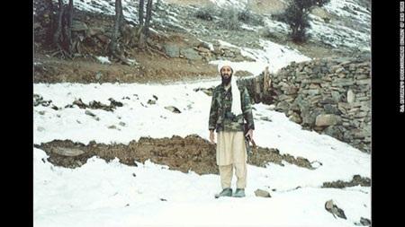 Trùm khủng bố Osama bin Laden tại nơi trú ẩn ở Pakistan