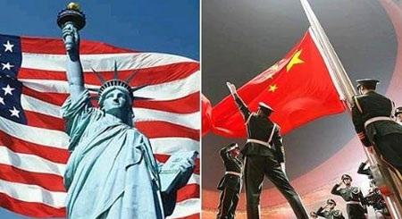 Trung Quốc đang nổi lên như một đối thủ lớn nhất của Mỹ