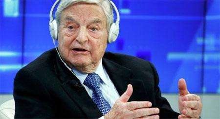 Tỷ phú George Soros