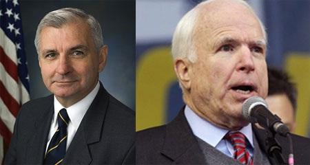 Hai ông McCain (