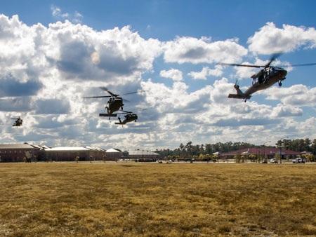 Trực thăng UH-60M Black Hawk được thông báo tham gia cuộc tập trận Atlantic Resolve