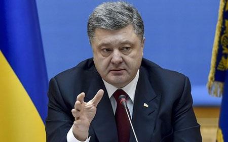 Tổng thống Ukraine cảnh báo nguy cơ nước này bị xâm lược (ảnh: