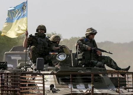 Quân đội Ukraine ở khu vực miền Đông