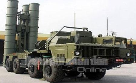 Hệ thống phòng không S-300 của Nga trong biên chế quân đội Việt Nam