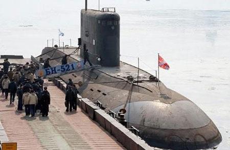 Nga cũng đang đẩy mạnh chào hàng tàu ngầm Kilo ở đông nam Á