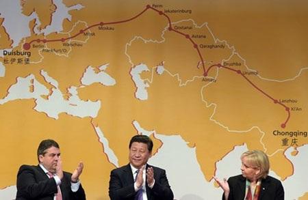 Đòn bẩy hạ tầng Trung Quốc – Bài 2: Thấy gì từ các điểm hội tụ