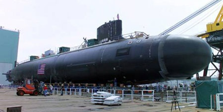 Tàu ngầm lớp Virginia