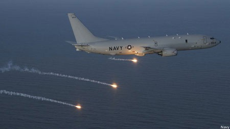 Máy bay giám sát P-8 Poseidon