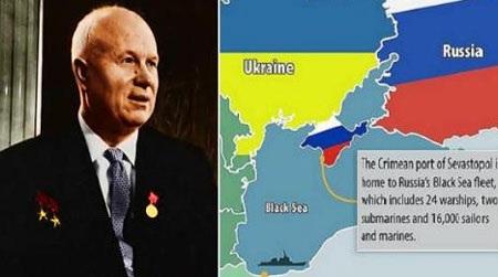 Crimea của Nga, quyết định của Liên Xô là bất hợp pháp