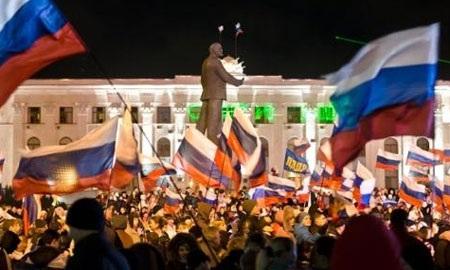 Nguyện vọng của dân chúng là yếu tố quyết định đưa Crimea về với Nga