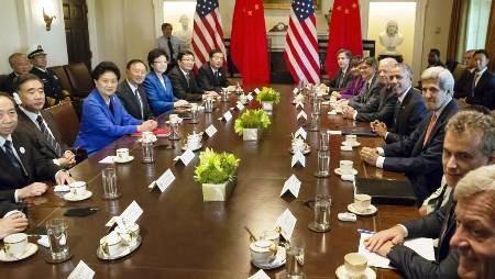 Đối thoại Chiến lược và Kinh tế Mỹ - Trung