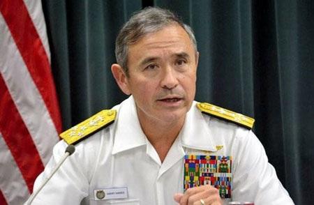 Đô đốc Harry Harris, Tư lệnh Bộ Tư lệnh Thái Bình Dương Hoa Kỳ