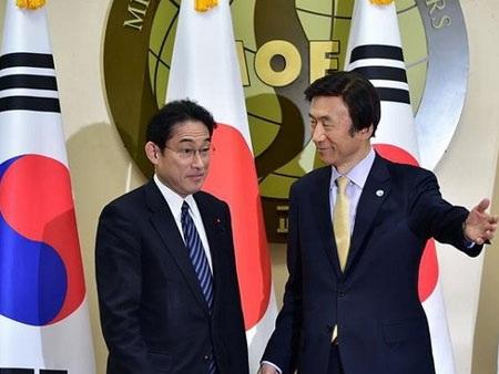 Nhật - Hàn đạt được nhiều thỏa thuận quan trọng về quan hệ song phương