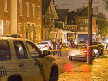 Tối thiểu 7 người, bao gồm 3 trẻ em đã bị thương trong vụ tấn công này
