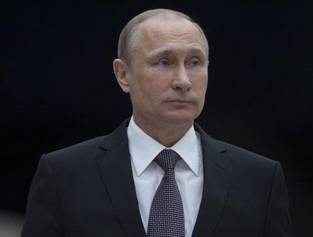 Tổng thống Putin (Ảnh: