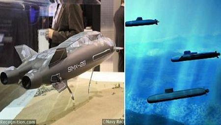SMX-26 của Pháp: Lựa chọn tối ưu cho tác chiến biển Đông