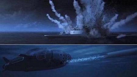 SMX-26 có khả năng hạ thủ các tàu sân bay bằng ngư lôi hạng nặng