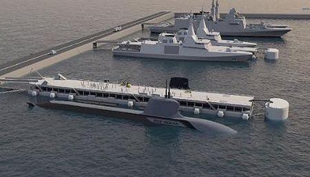 Tàu ngầm SMX Ocean (tức SMX-27) của DCNS