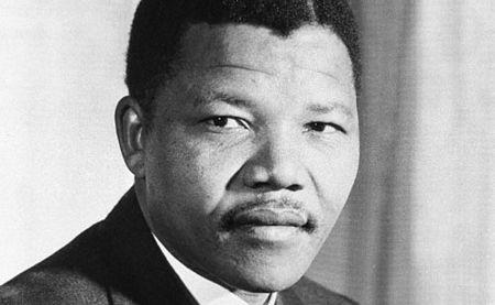 Ảnh chụp ông Mandela năm 33 tuổi.